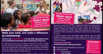 More details for our Volunteering Fair soon!