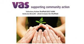 Voluntary Action Sheffield - AGM 2017